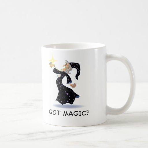 ¿Magia conseguida? Taza De Café