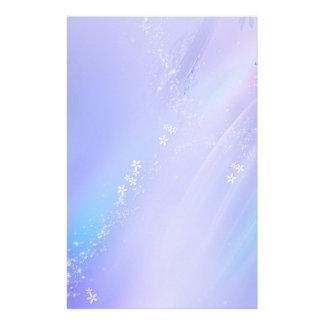 Magia de color de malva papelería