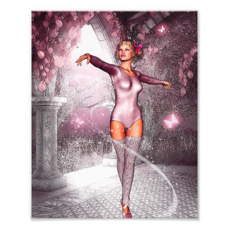 Magia de la bailarina cojinete
