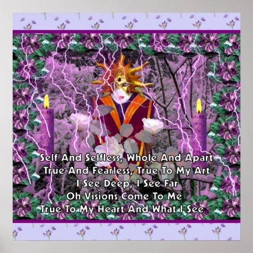 Magia de la bruja poster