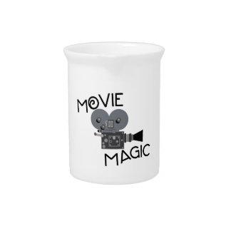 Magia de la película jarra de beber
