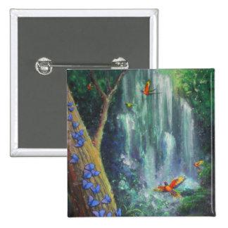 Magia de la selva tropical pins
