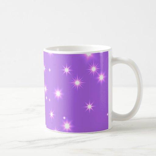 Magia de la tarde taza de café