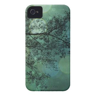 Magia del árbol iPhone 4 Case-Mate cobertura
