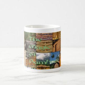 Magia del bambú taza