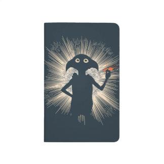 Magia del bastidor del Dobby Cuadernos Grapados