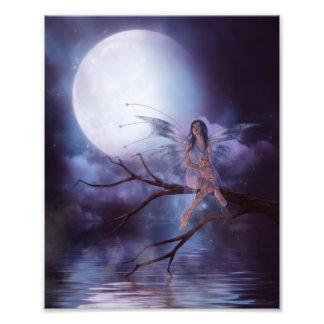 Magia del claro de luna fotografía