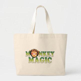 Magia del mono bolsas