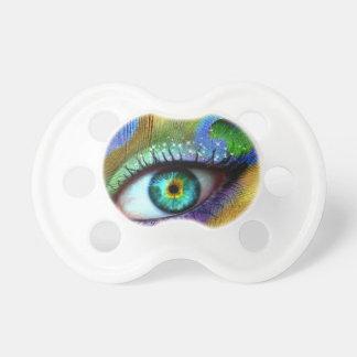 Magia del ojo chupetes de bebé