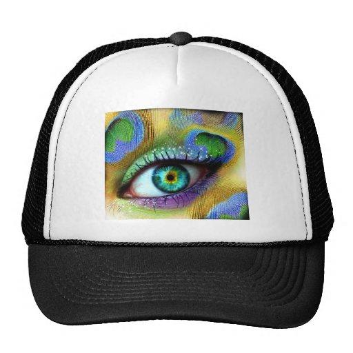 Magia del ojo gorras