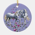 Magia del unicornio adorno