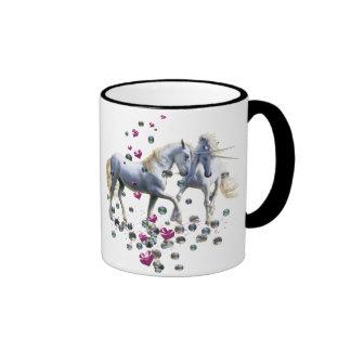 Magia del unicornio tazas de café