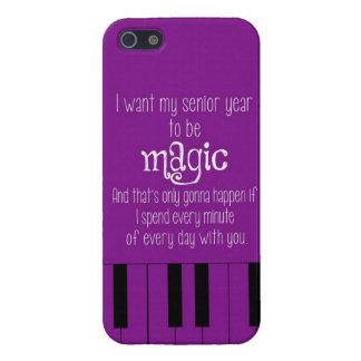 Magia iPhone 5 Fundas