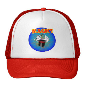 Magia - gorra de béisbol