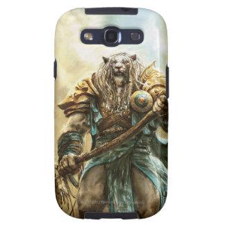 Magia La reunión - Ajani Goldmane Samsung Galaxy S3 Carcasa