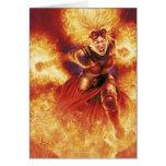 Magia: La reunión - Chandra ardiendo Tarjetas