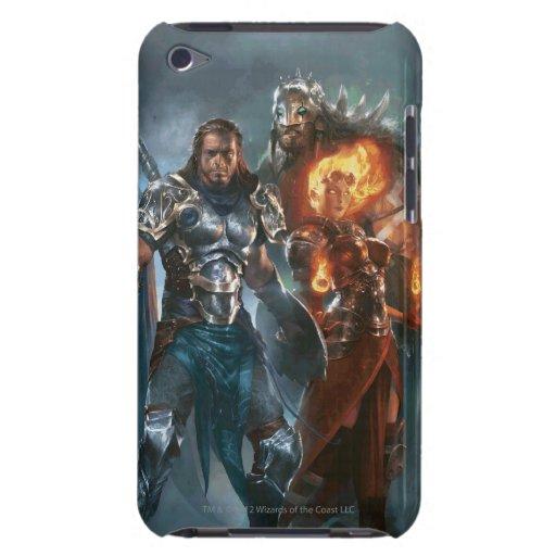 Magia: La reunión - cuadro de Planeswalker iPod Case-Mate Protectores