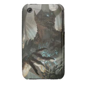 Magia: La reunión - demonio Runa-Marcado con una c iPhone 3 Case-Mate Cárcasas