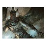 Magia: La reunión - demonio Runa-Marcado con una c Postales
