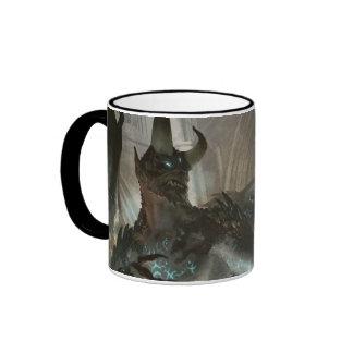 Magia: La reunión - demonio Runa-Marcado con una c Taza A Dos Colores