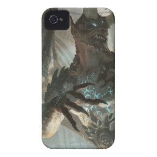Magia: La reunión - demonio Runa-Marcado con una iPhone 4 Case-Mate Protector