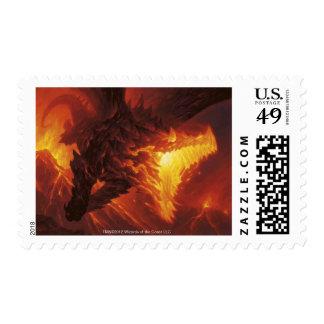 Magia: La reunión - dragón volcánico Sellos