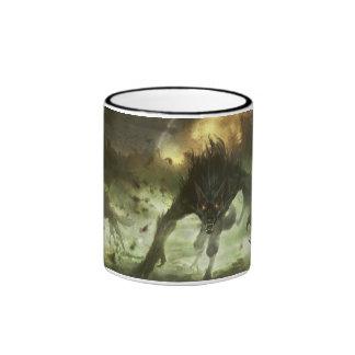 Magia La reunión - Moonmist Tazas De Café