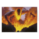 Magia: La reunión - titán del infierno Tarjeta