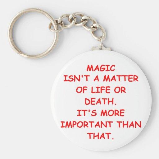 magia llavero personalizado