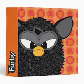 """Magia negra Furby Carpeta 1 1/2"""""""