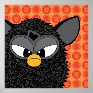Magia negra Furby Póster