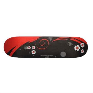 Magia negra tabla de patinar