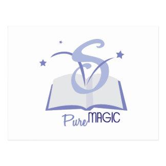Magia pura postal