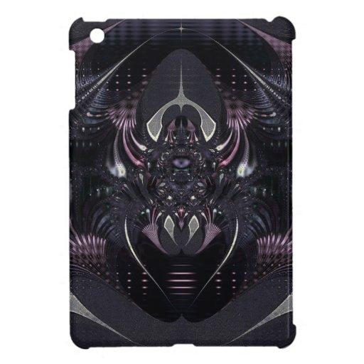 Magia púrpura iPad mini cobertura
