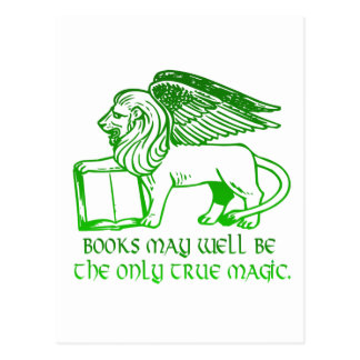Magia verdadera postales