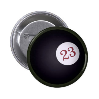 Magic 23 Ball of Chaos 2 Inch Round Button