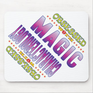 Magic 2 Obsessed Mouse Pad