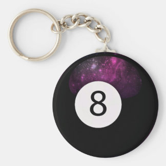 Magic 8 Ball Keychain