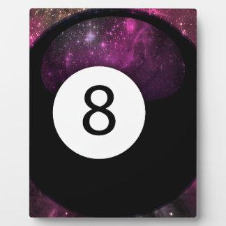 Magic 8 Ball Plaque
