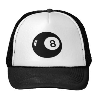 Magic 8 Ball Trucker Hat