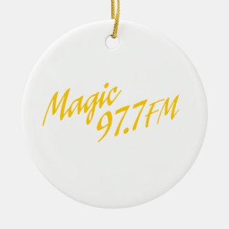 Magic 97.7 FM Ornament