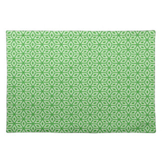 Magic Abstracts Green Placemat