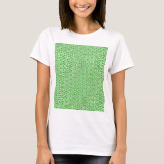 Magic Abstracts Green T-Shirt
