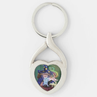 Magic Act Keychain