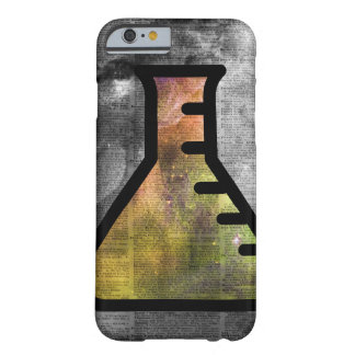 Magic Alchemy Vial over  Dictionart page Barely There iPhone 6 Case