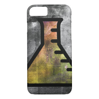 Magic Alchemy Vial over  Dictionart page iPhone 8/7 Case