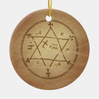 Magic Amulet Makes Garments Auspicious Christmas Ornaments