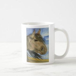 Magic, An American Mustang Classic White Coffee Mug