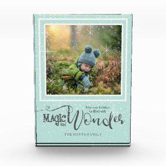 Magic and Wonder Christmas Photo Mint ID440 Award