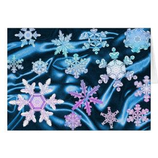 Magic and Wonder of Snow Flakes #3 Card